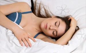 почему нельзя спать в лифчике