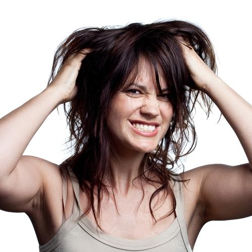 Чешется кожа головы   форум Woman ru