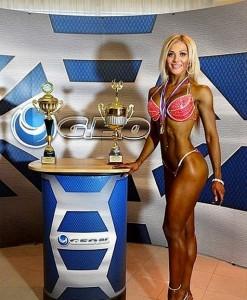 ольга путрова фитнес бикини фото
