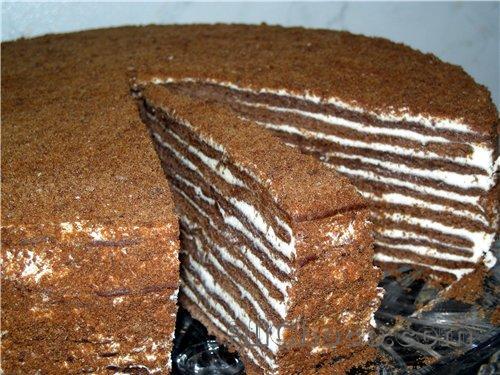 торт медовый рецепт с фото и видео