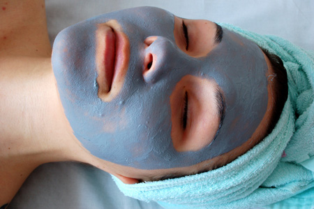 beauty mask #3