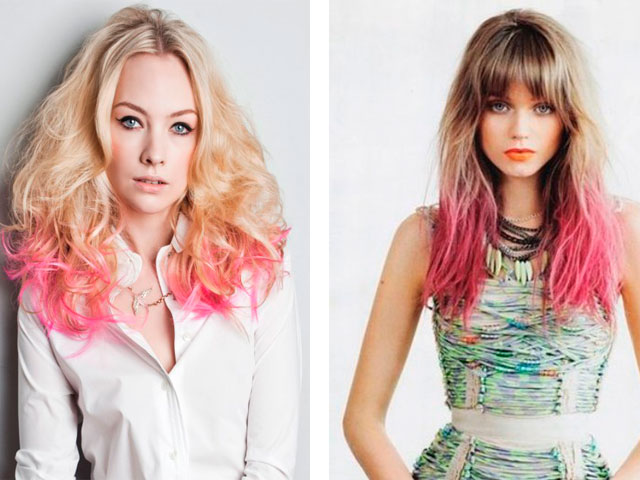 Розовые волосы, реально ли это? 75