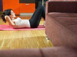 фитнес программа для похудения в домашних условиях