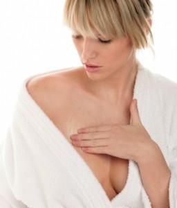 раньше перед месячными болела грудь