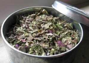 тимьян семена