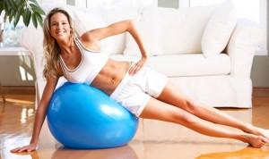 фитнес для мамы с ребенком