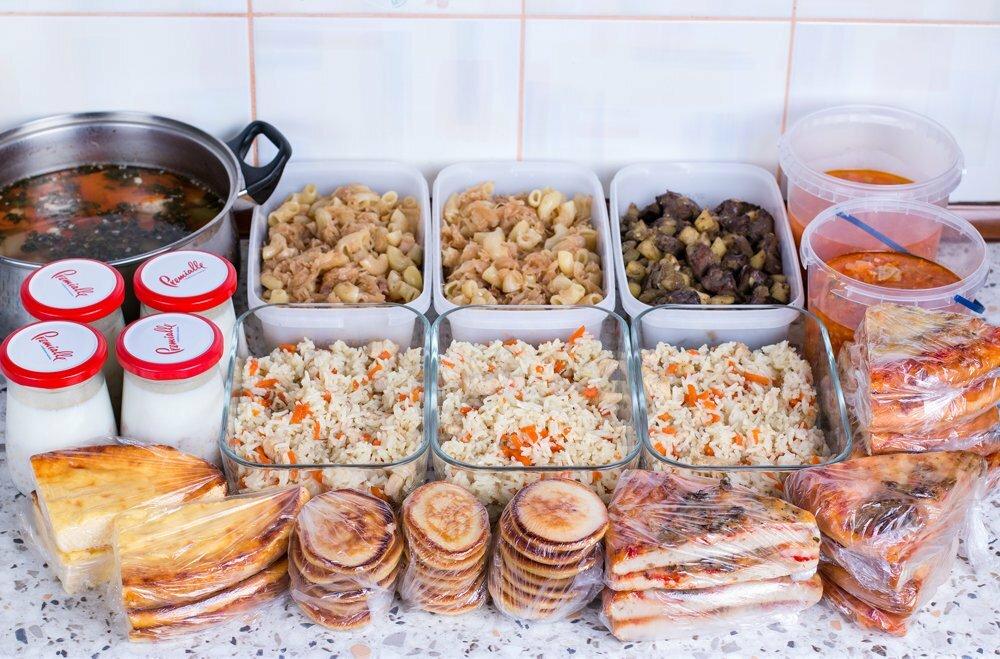 замороженные готовые блюда для похудения