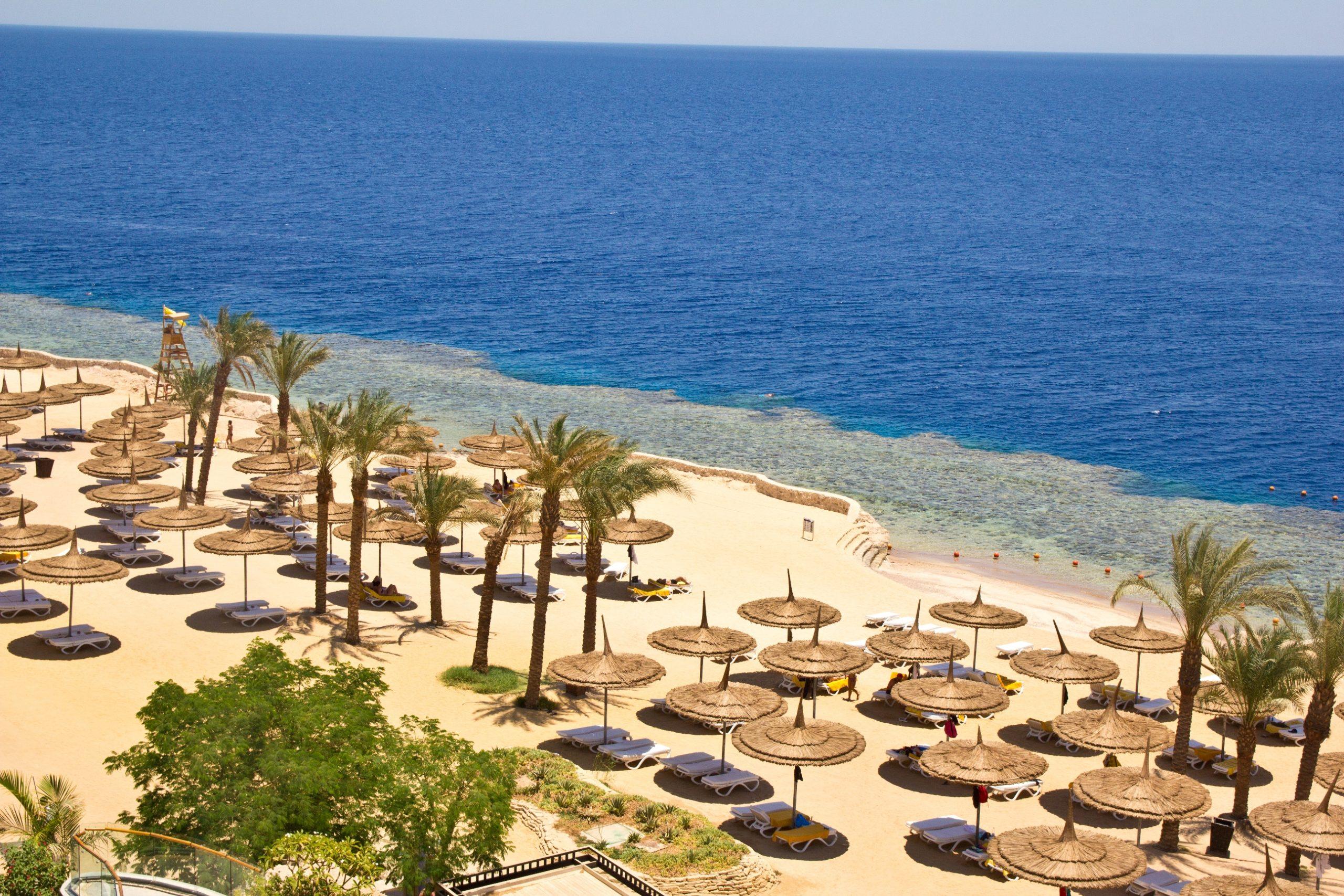 курорты египта снова открыты