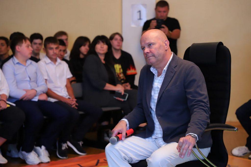 Алексей Кортнев приехал в Пятигорск