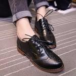 Стильные и оригинальные – женские туфли оксфорды